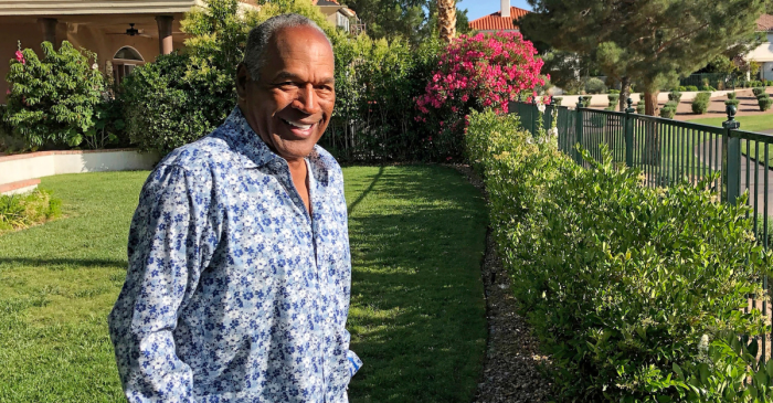 "O.J. Simpson Joins Twitter, Says He ""Got a Little Gettin' Even to Do"""