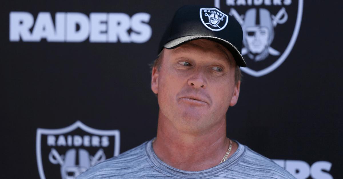 The Raiders Won Their Super Bowl. Meet 'Hard Knocks' Newest Train Wreck