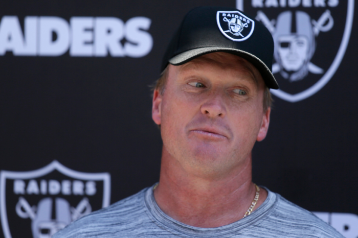 The Raiders Won Their Super Bowl. Meet 'Hard Knocks' Newest Train Wreck