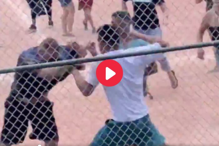 Parents Fight Each Other Over Calls By 13-Year-Old Umpire
