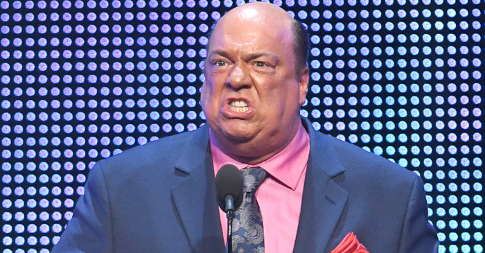 WWE Hires Paul Heyman, Eric Bischoff to Take Over TV Programs