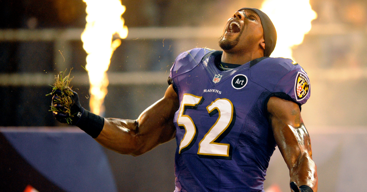 "Where Did the Ray Lewis ""Squirrel Dance"" Come From?"