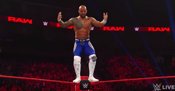 The Rise of Ricochet: Meet WWE's Newest High-Flying Superstar