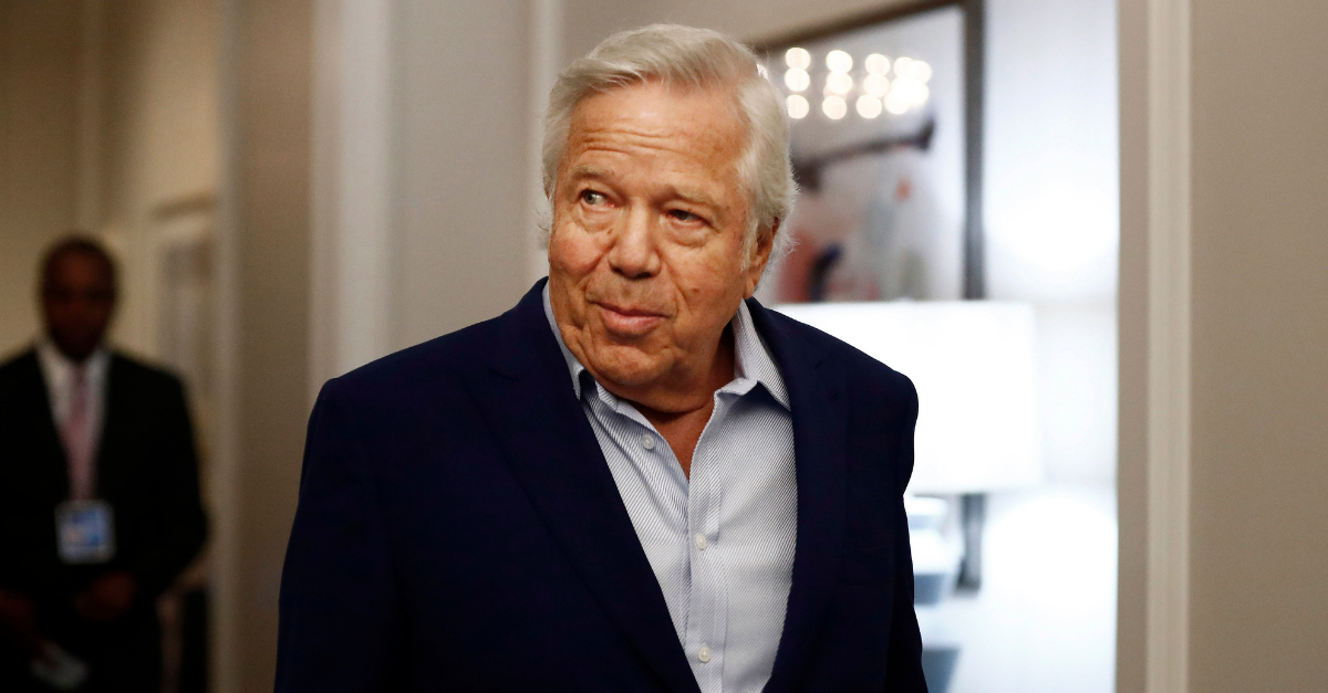 "Patriots Owner Robert Kraft to Receive ""Jewish Nobel Prize"" in Israel"