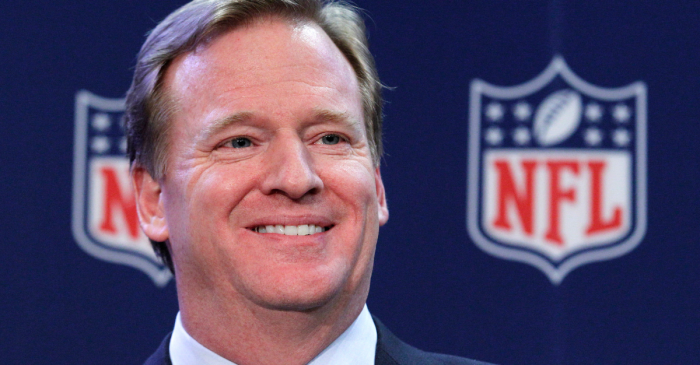 Roger Goodell's Net Worth Deserves Endless Boos