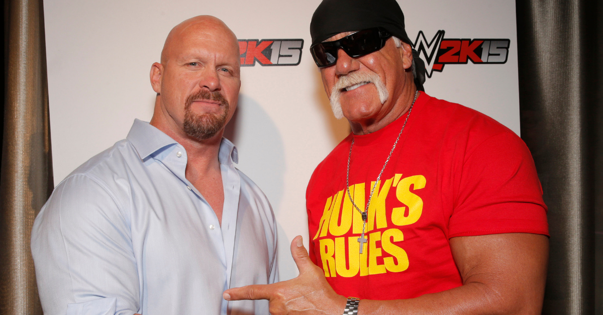 WWE Dream Matches, Stone Cold, Hulk Hogan