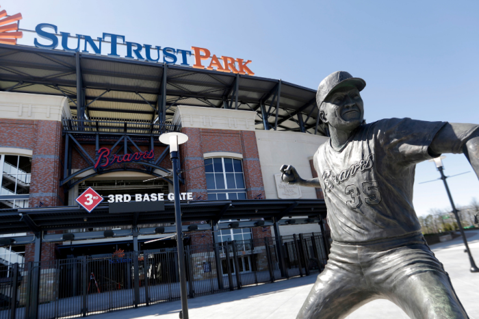 Widow Sues Atlanta Braves for Husband's Death in Ballpark Cooler