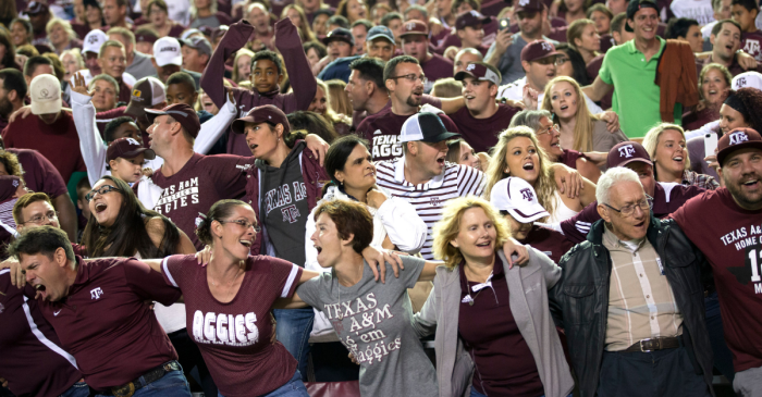 Texas A&M Opens Alcohol Sales to General Public at Football Games
