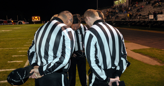 """Best Referee in Texas"" Banned 1 Year for Racist Language, Calls Himself a ""Jokester"""