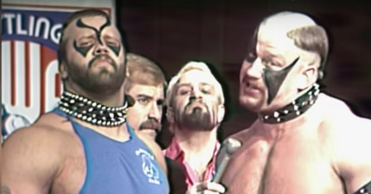 The Road Warriors are Wrestling's Greatest Tag Team Ever. Here's Why.