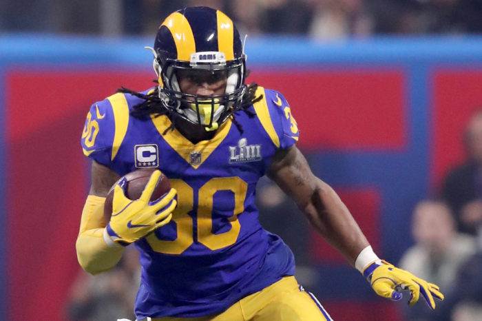 "Todd Gurley's ""Arthritic"" Knee Sounds Like a Huge Problem"