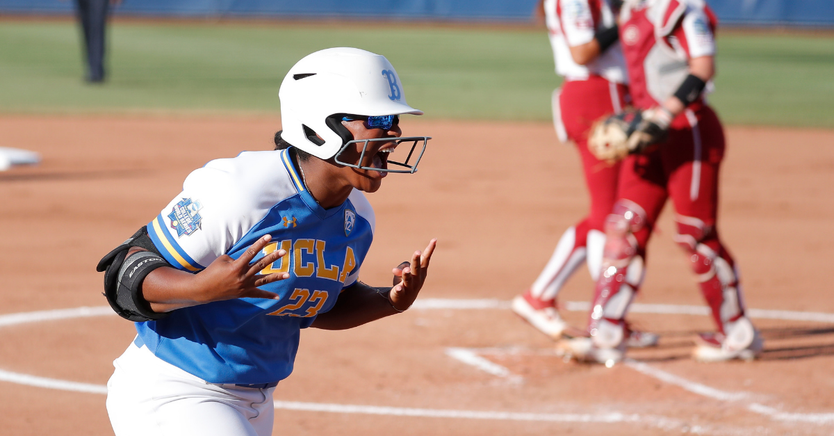 UCLA Sets WCWS Record in 16-3 Rout of Oklahoma