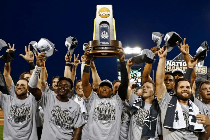 Vanderbilt Wins 2019 College World Series