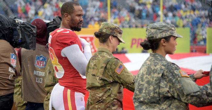 Von Miller Wins Prestigious Award for Outstanding Public Service