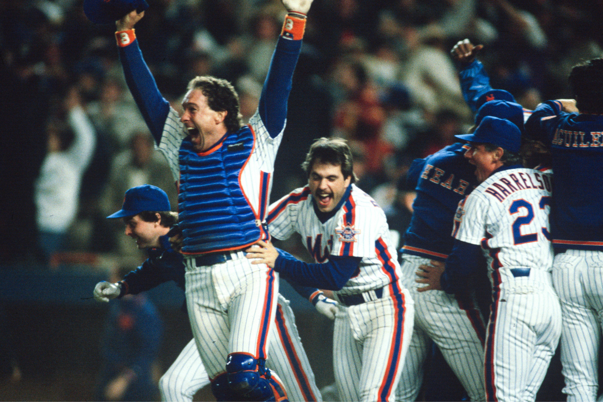What Happened to the Players From the 1986 New York Mets?