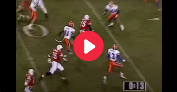 """The Run"" by Tommie Frazier Ranks Among CFB's Greatest Plays"