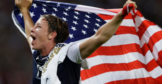 Abby Wambach: The Greatest Florida Gator You Never Think Of