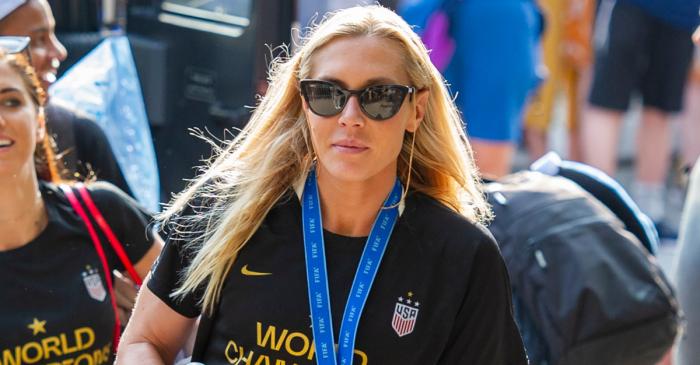 U.S. Soccer Champ's Hotel Room Burglarized in Los Angeles