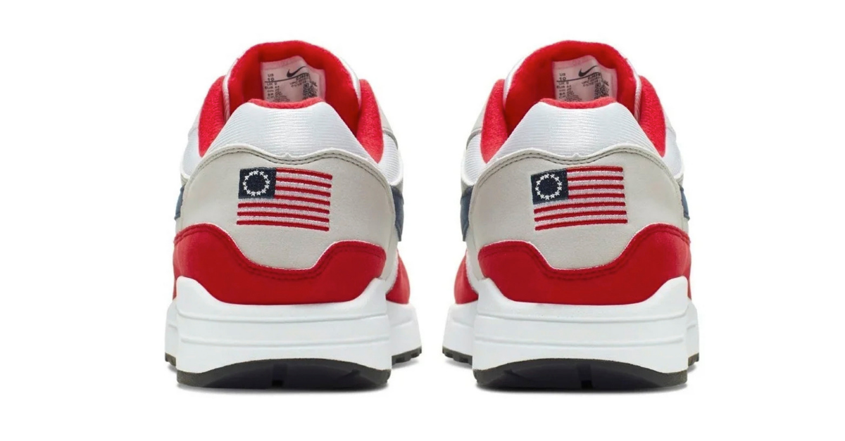 Nike Pulls American Flag Shoes After Colin Kaepernick Complains