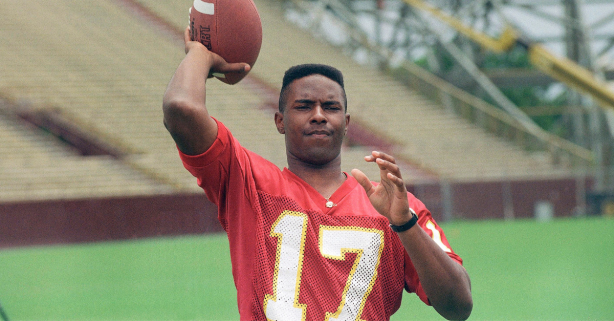 The NFL Failed Charlie Ward, And The League Missed a Legend