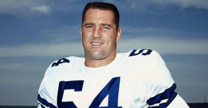 Chuck Howley: The Biggest Snub in Hall-of-Fame History