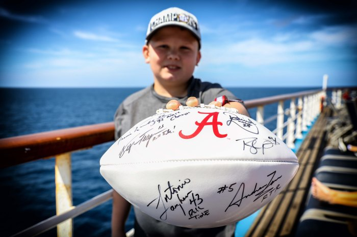 What Exactly Happens on the Crimson Tide Cruise?