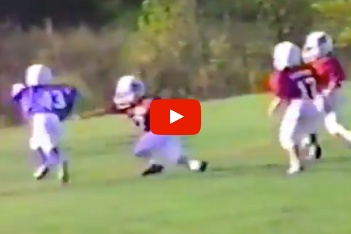 These Darren Sproles Pee Wee Highlights Will Make Your Jaw Drop