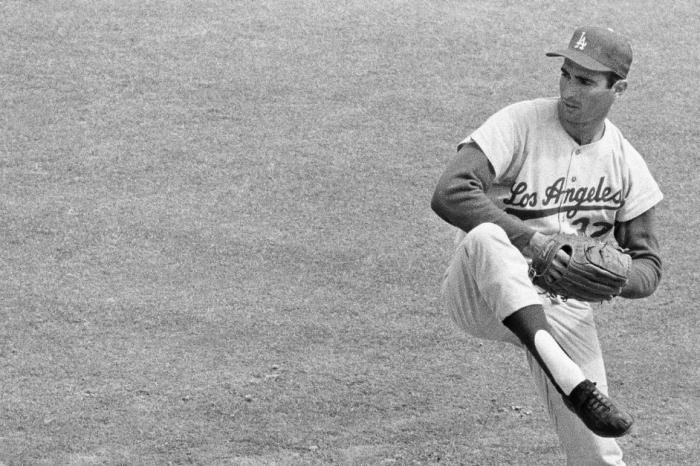 Dodger Stadium's $100 Million Renovation Will Include Sandy Koufax Statue