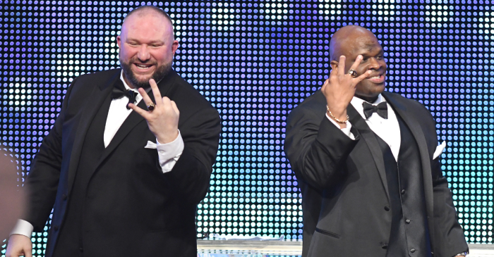 The Legendary Rise of the Dudley Boyz