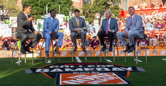 College GameDay's Virtual Fans Have Arrived. Here's How to Become One