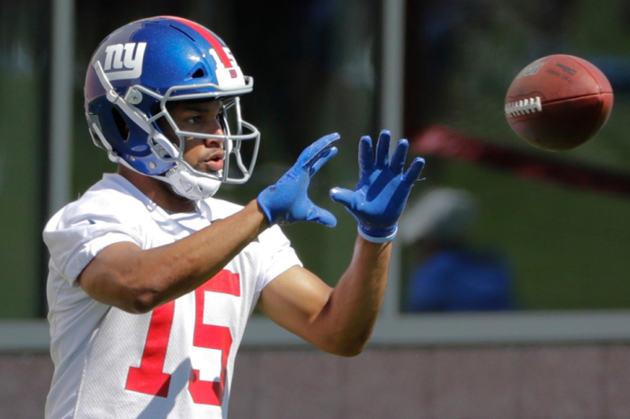 It's a Terrible Time To Be a New York Giants Wide Receiver