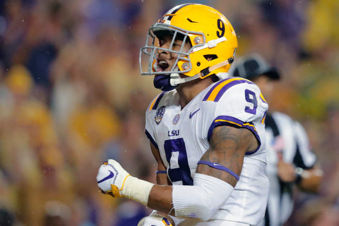 The Best Defensive Player in the Country? Say Hello to LSU's Grant Delpit