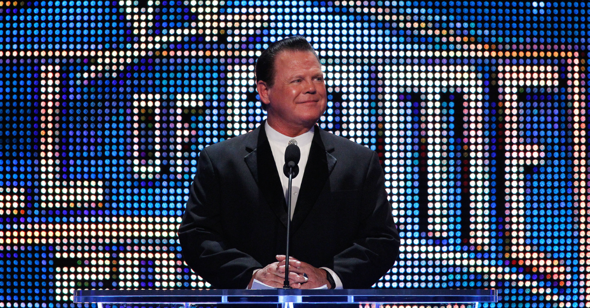 WWE Legend Jerry Lawler Files Lawsuit Over Son's Jail Death