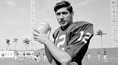 "Joe Namath's Nickname at Alabama Was Just ""N-Word"""