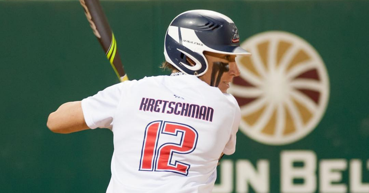 Alabama Softball Changed Forever Thanks to Kelly Kretschman