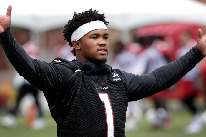 "Kyler Murray Confident in First NFL Season: ""I Don't Plan on Losing"""