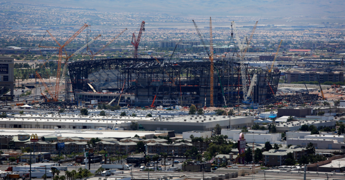 A $2 Billion Stadium? That's What the Las Vegas Raiders Will Get