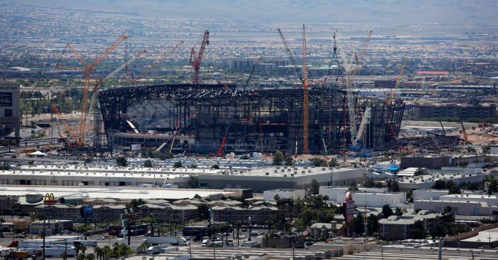 A $2 Billion Stadium? That's What the Las Vegas Raiders Will Get
