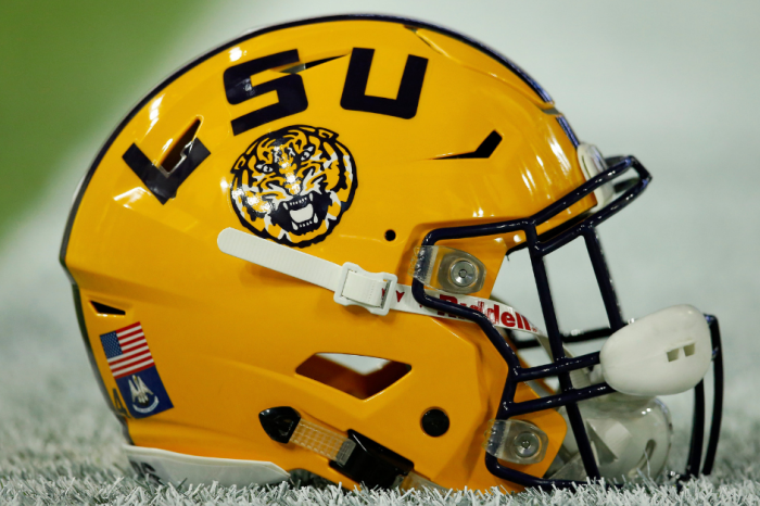 LSU Player Arrested on Gun Charge, Suspended From Team