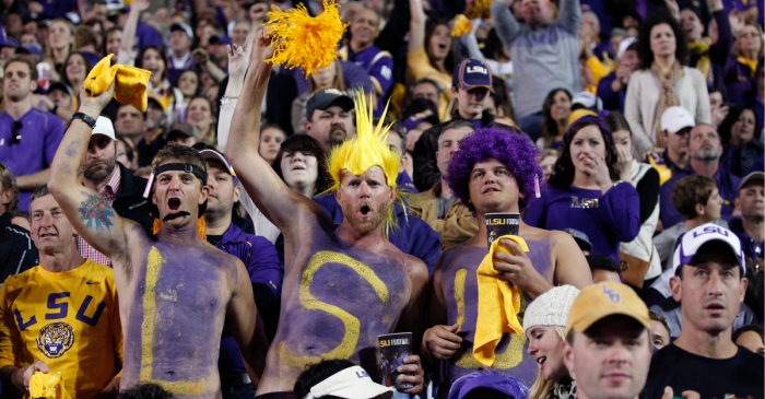 """Callin' Baton Rouge"" Makes LSU Fans Lose Their Minds"