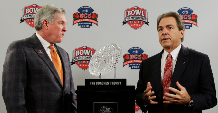 Report: Nick Saban Wanted to Leave Alabama… For Texas