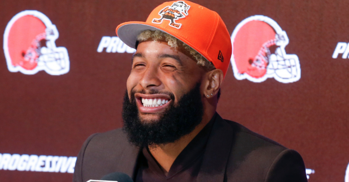 Odell Beckham Jr.'s Net Worth: One-Hand Catches & Handfuls of Cash
