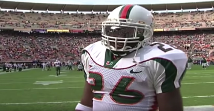 Why Sean Taylor is My Favorite Miami Hurricane of All Time