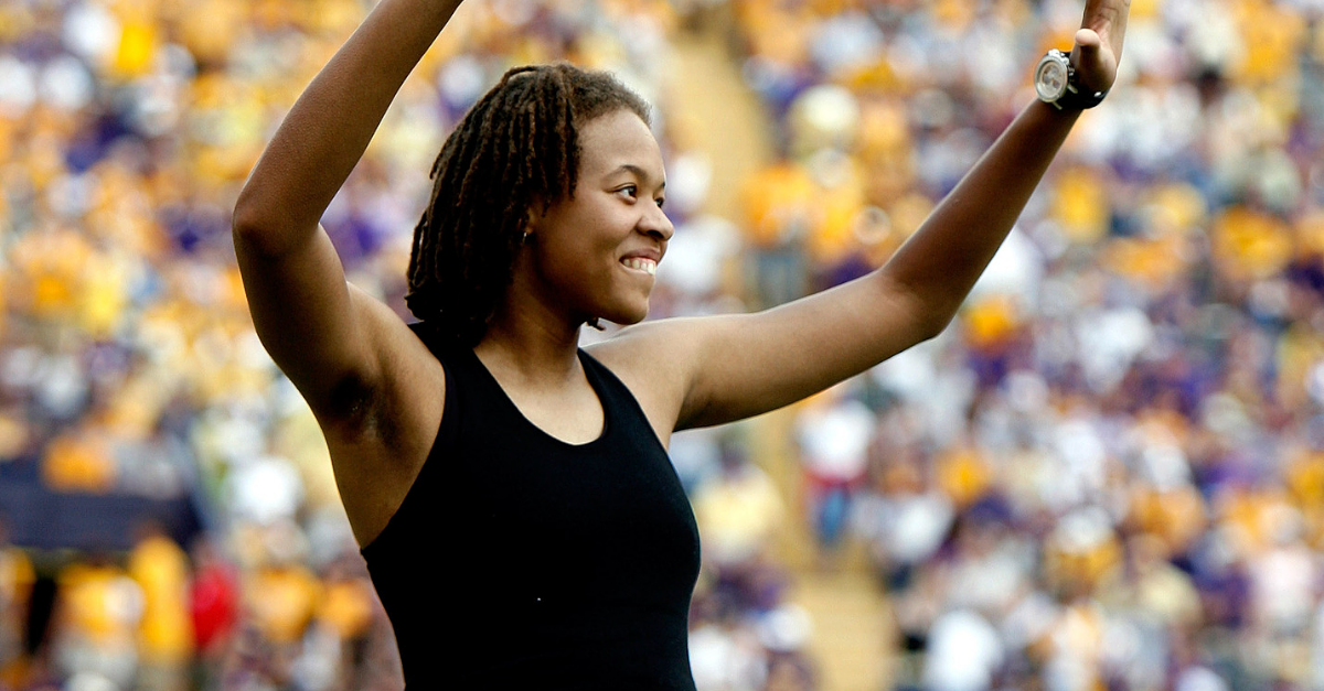 Seimone Augustus: The Greatest LSU Tiger Fans Should Never Forget