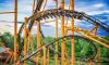 Steel Curtain Roller Coaster
