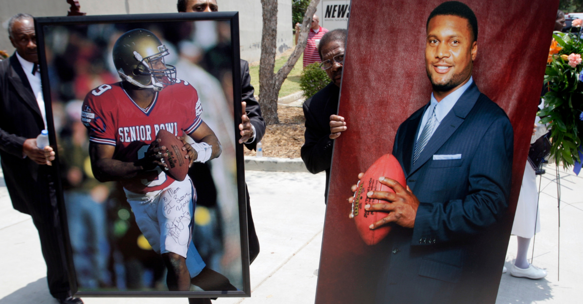 Remembering Steve McNair: 10 Years Ago, A Murder-Suicide Stole His Life