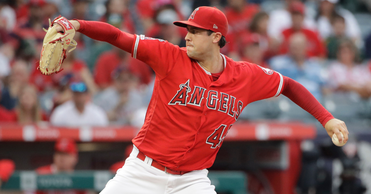 Angels Pitcher Tyler Skaggs Died Of Alcohol, Fentanyl, Oxycodone