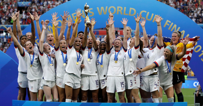 Equal Pay? U.S. Soccer Reveals Women Make More Money Than Men