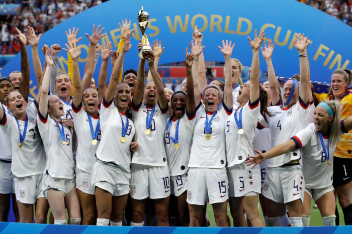 Equal Pay? U.S. Soccer Reveals Women Make More Money Than Men