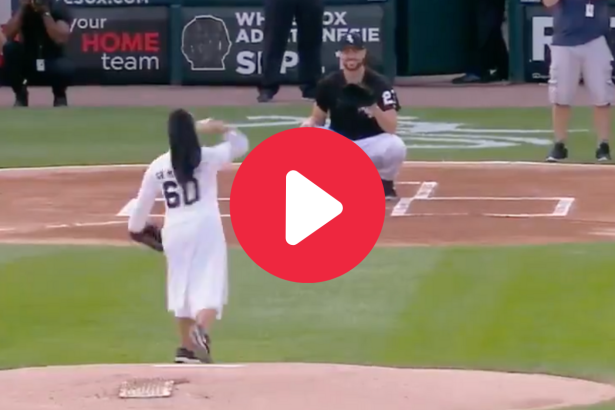 Nun's Perfect First Pitch Drove The Internet Wild